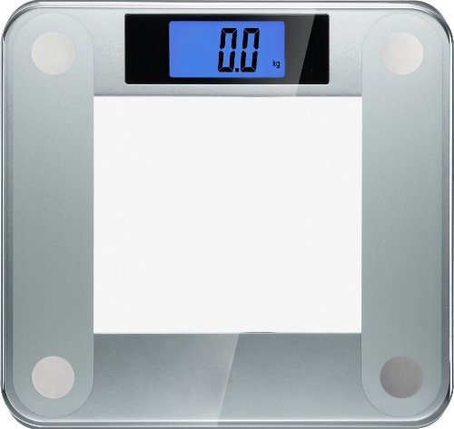 Is My Bathroom Scale Accurate: Review: Ozeri Precision II Digital Bathroom Scale