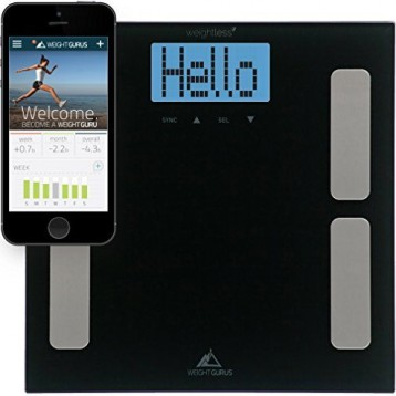 Review: Weight Gurus Digital Body Fat Scale