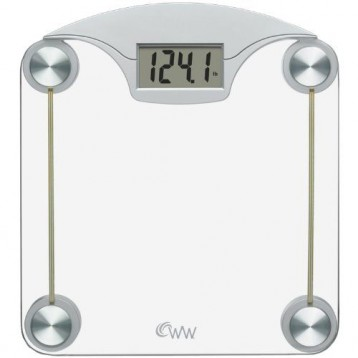 Review: Weight Watchers Digital Scale by Conair